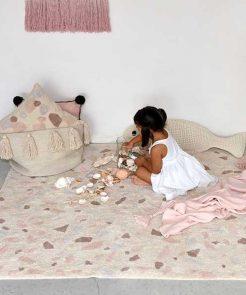 Teppich Terrazzo MOONSTONE Lorena Canals auf mina-lola.com