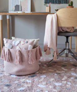 Teppich Terrazzo Rose Quartz Lorena Canals auf mina-lola.com