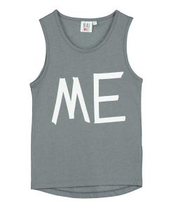 Vest Charcoal Me Beau LOve auf mina-lola.com