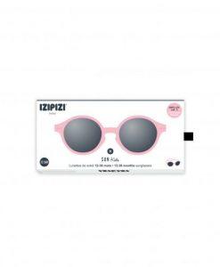 Kinder-Sonnenbrille Pastel Pink auf mina-lola.com von IZIPIZI