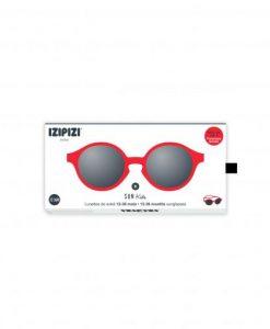 Kinder-Sonnenbrille Red auf mina-lola.com von IZIPIZI