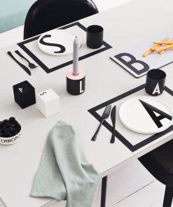 Kerzenhalter Pink von Design Letters auf www.mina-lola.com