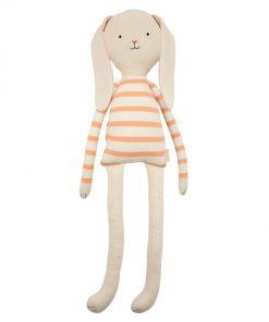 Stripe Bunny Puppe auf mina-lola.com von Meri Meri