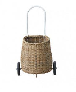Luggy Basket natur auf mina-lola.com von Olliella