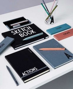 Pen WORK Design Letters auf mina-lola.com