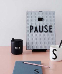 Stand Message Board Design Letters auf mina-lola.com