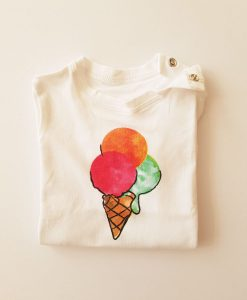 T-Shirt Icecream auf mina-lola.com von Bora Bora