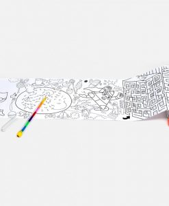Fantastic Pocket Games and Coloring auf mina-lola.com von OMY