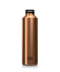 Die isotherme Flasch Steel Cuivre auf mina-lola.com von Monbento