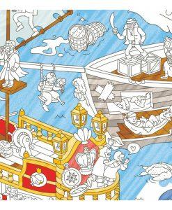 Giant Poster Pirates auf mina-lola.com von Omy