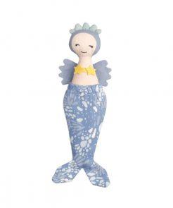 Stoffpuppe Dreamy Friend Mermaid Fabelab auf www.mina-lola.com