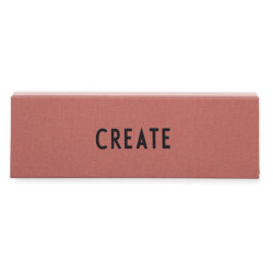 Etui Stifte CREATE Design Letters auf mina-lola.com