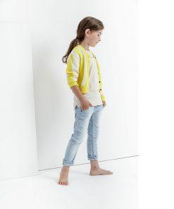 Jeans 6 Pocket Super Slim Fit 7/8 Imps & Elfs auf mina-lola.com