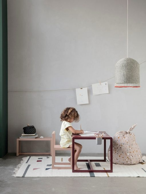 Little Architect Chair Rose Ferm Living auf mina-lola.com
