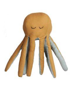 Octopus Baby Rassel auf mina-lola.com von Fabelab