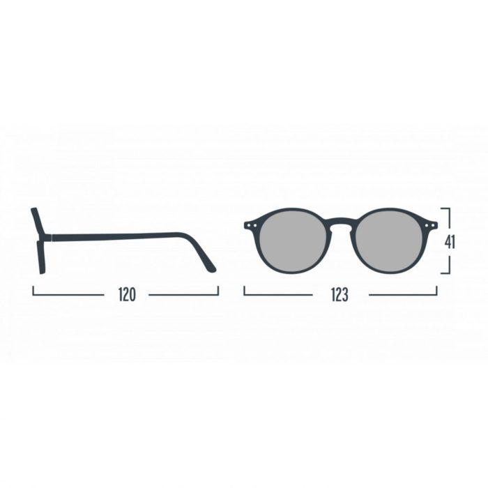 Sonnenbrille #D Junior Izipizi auf mina-lola.com