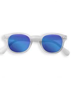 Sonnenbrille #C Junior White Izipizi auf mina-lola.com