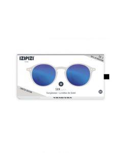 Sonnenbrille #D Junior White Izipizi auf mina-lola.com