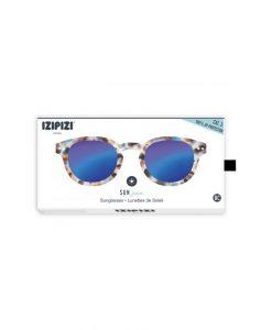Sonnenbrille #C Junior Blue Tortoise Soft Izipizi auf mina-lola.com