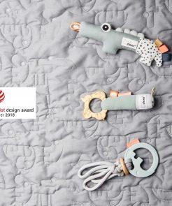 Tiny Activity Toys auf mina-lola.com von Done by Deer