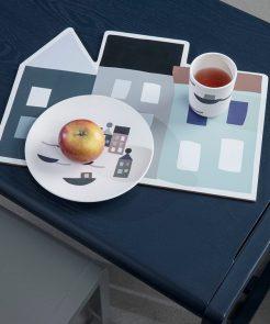 Tisch Little Architect Dark Blue Ferm Living auf mina-bola.com