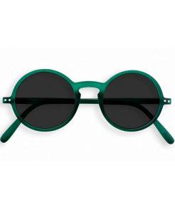 Sonnenbrille #G Green Crystal auf mina-lola.com von Izipizi