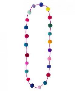 Halskette Peru Solid Colours auf mina-lola.com von GLOBAL AFFAIRS