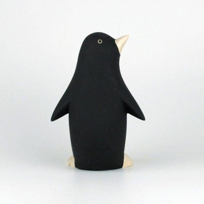 Holztier Pinguin T-Lab auf www.mina-lola.com