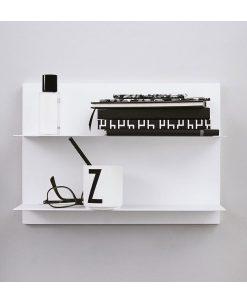 Regal White Paper A3 Design Letters auf www.mina-lola.co