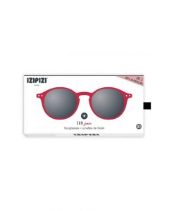 Sonnenbrille #D Junior Red Izipizi auf www.mina-lola.com