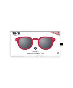 Sonnenbrille #C Junior Red Izipizi auf www.mina-lola.com