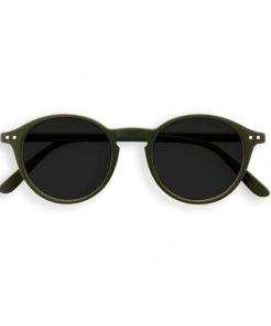 Sonnenbrille #D Kaki Green Adults Izipizi auf www.mina-lola.com