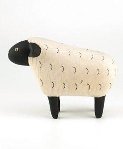 Polepole Holztier Schaf auf mina-lola.com