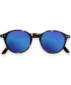 Sonnenbrille #D Tortoise Blue Mirror auf mina-lola.com von Izipizi