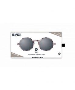Sonnenbrille #G Grey Marble auf mina-lola.com von Izipizi
