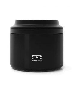 Die isotherm lunchbox MB lement Onyx auf mina-lola.com von Monbento