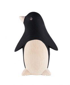 Polepole Holztier Penguin auf mina-lola.com von T-lab