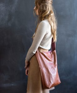 Feel Good Bag Light Brown auf mina-lola.com von Tinne & Mia