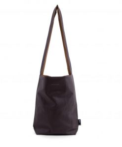 Feel Good Bag Dark brown auf www.mina-lola.com