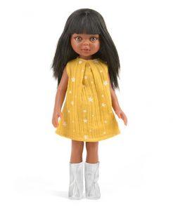 Puppe African Girl auf mina-lola.com von Minikane