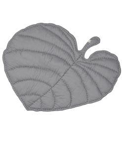 Decke Leaf Grey von Nofred auf www.mina-lola.com