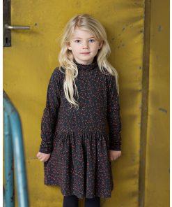 Kleid AMBER Berry Print Gro Company auf www.mina-lola.com