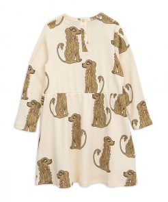 Dress LS Spaniel Mini Rodini auf www.mina-lola.com