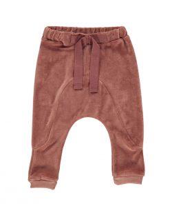 Baby Pant Velvet WILDE Gro Company auf www.mina-lola.com
