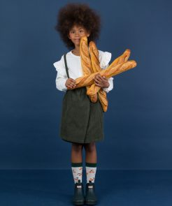 Skirt Cord Wrap Over Braces Tinycottons auf www.mina-lola.com