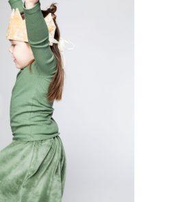 Rock Velvet Duck Green von Mingo auf www.mina-lola.com