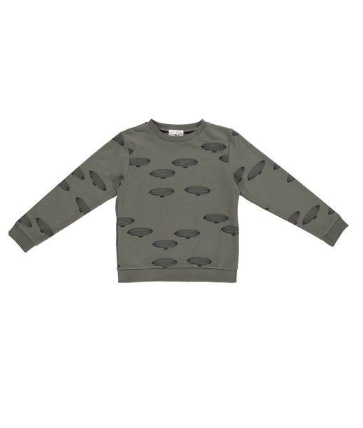 Sweatshirt Dark Army Gro Company auf www.mina-lola.com