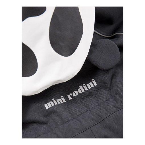 Alaska Panda Baby Overall Black auf mina-lola.com von Mini Rodini
