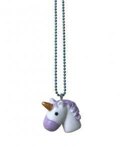Halskette Unicorn Love Purple auf www.mina-lola.com von Pop Cutie