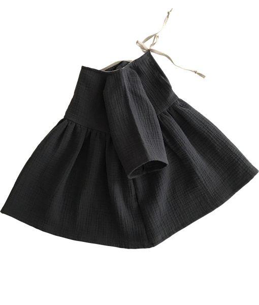 Kleid Graphite Liilu auf www.mina-lola.com von liilu